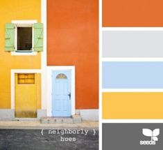 Kitchen Colors For Walls Orange Gray 45+ Super Ideas