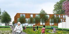 RDBM wint I2C-award met ontwerp voor OCMW-rusthuis van Mortsel