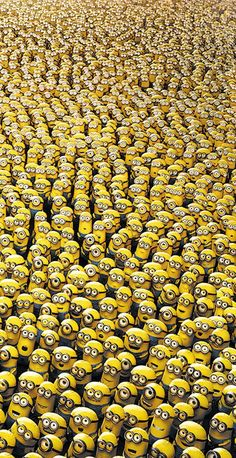 Whenever you think you are alone, you aren't. The minions love you. | Minions Movie | In Theaters July 10th