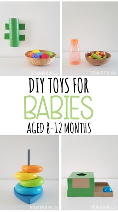 activities for 9 month old baby diy & activities for 9 month old baby _ activities for 9 month old baby learning _ activities for 9 month old baby diy _ activities for 9 month old baby fun Diy Montessori Toys, Montessori Toddler, Montessori Bedroom, Montessori Homeschool, Montessori Materials, Baby Sensory Play, Baby Play, Sensory Kids, Toddler Learning Activities