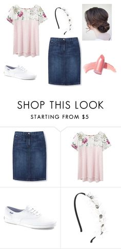 """""""modest is hottest"""" by jojolion on Polyvore featuring Boden, Joules, Keds and Elizabeth Arden"""
