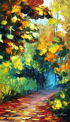 - Original Oil painting by Leonid Afremov | by Leonid Afremov Art Gallery