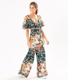 OFF PREMIUM FARM - FARM Jansport, Farm Rio, Jean Top, Gowns, Pants, Look, Dresses, Style, Fashion