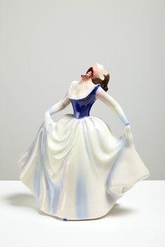 Jessica Harrison - Broken Prints Sculpture Art, Sculptures, Print Store, Limited Edition Prints, Ceramic Art, Art Photography, Snow White, Artsy, Style Inspiration