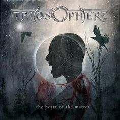 New Heavy Metal Album Releases: December Triosphere - 'The Heart Of The Matter' Radios, Power Metal Bands, Rock Album Covers, Wall Of Sound, Symphonic Metal, Extreme Metal, Metal Albums, Thrash Metal, Death Metal