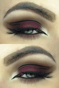 Dark swan. Makeup Tutorial - Makeup Geek