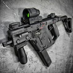 WE MAKE WAR GEAR — KRISs VECTOR With the Tdi-arms SVG Short ...
