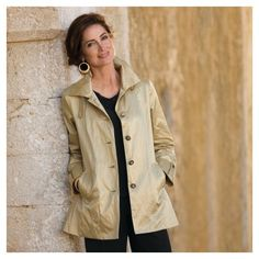 Zizzi Grey Plus Size Water resistant soft shell rain coat (6,485 ...