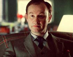 Mycroft Holmes (Gatiss) - Baker Street Wiki - The Sherlock Holmes encyclopaedia