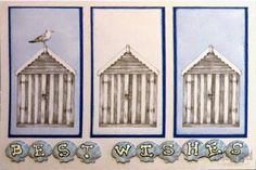 Craftwork Cards Blog: Harbour Boulevard Cards - by Neil Burley
