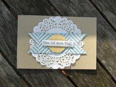 Doilie Card by JumpStart Dani Peuss