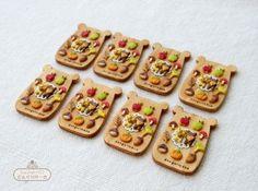 秋のくまクッキーセット | どんぐりけ~きブログ | Bloglovin'