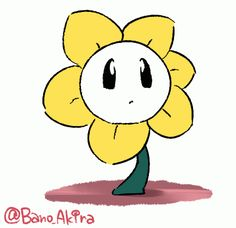Have you ever thought flower was an amalgamite(however you spell it) with a painted stem and petals Undertale Flowey, Frans Undertale, Undertale Fanart, Undertale Comic, Flowey La Flor, Pokemon, Dark Flower, Flowey The Flower, Toby Fox