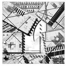 """Franco Purini : """" il disegno è l'idea, perchè la mano è più veloce della mente"""""""