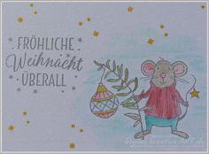 Sigrids kreative ART: Fröhliche Weihnacht überall