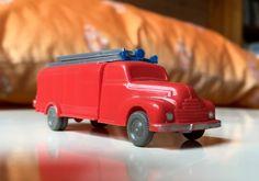 ford-3500-spritzenwagen-61013-von-1958 #Wiking #AlteWiking #WikingCollectibles #WikingModelle Alte Wiking Autos  Wertvolle Wiking Autos Dieses Modell: 160-200 DM (Stand 1990)