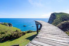 Muelle de las Almas, Chiloe, Chile. Cómo ir por tu cuenta en un día.