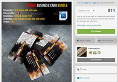 Grunge business card template psd business card templates creative grunge business card photoshop reheart Choice Image