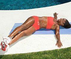 Killer ab workout routine