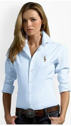 Innovative Polo Ralph Lauren Women39s Mia Casual Shirt Dress  CobaltBlue  Free