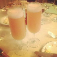 Bellini from Harry Cipriani