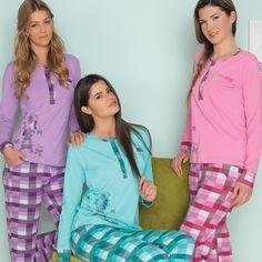 %100 Pamuklu pijamalar ile ev şıklığınızı en son modellerimizle yansıtın!  Kampanyalarımızdan haberdar olmak ve yararlanmak için lütfen üye olunuz.  http://bambyke.com/Kadin-Pijama,LA_150-2.html#labels=150-2