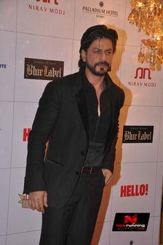 SRK At Hello! Awards