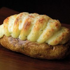 Twice Baked Potatoes With Irish Cheddar from Leite's Culinaria