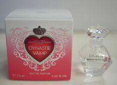 Marina de Bourbon Dynastie Vamp Eau De Parfum 0.25 oz Mini Women Perfume NIB
