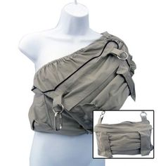 Sand - 2-in-1 Baby Carrier