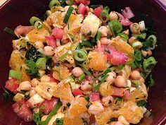 Kichererbsen - Salat, ein leckeres Rezept aus der Kategorie Vegan. Bewertungen: 29. Durchschnitt: Ø 4,5.