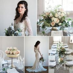 'Understated Elegance' - Romantic Wedding Inspiration