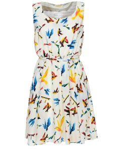 Colourful Blue Inc dress