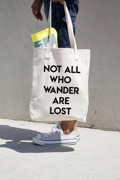 tote bag, handmade canvas bag, shopper bag, bag canvas grocery, tote big bag, bag carryall tote, quote tote bag not all who wander