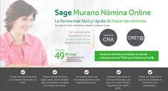 Sage Murano: Sage Murano Standard Nómina online
