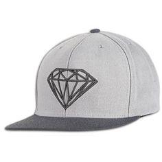 Diamond Supply Co Brilliant Snapback - Men's  $39.99