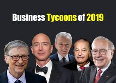 Creating #milestones and footprints of success, there are few #business #tycoons who have been distinguished as passionate personalities, not only in their respective countries but on a global level. They are the over achievers who were committed to influence the world through their great works.They are the Top 10 #BusinessTycoons in the world today. #technology #amazon #facebook #microsoft #Telmex #oracle #Bloomberg #google