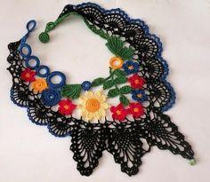 Вязанные украшения Daintycrochetbyaly - Ярмарка Мастеров - ручная работа, handmade