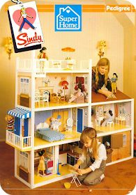 Sunday, 12 July 2015 Guide to Sindy Houses My Childhood Memories, Childhood Toys, Vintage Barbie, Vintage Dolls, Tammy Doll, Nursery Pictures, Barbie Diorama, Sindy Doll, Barbie Dream