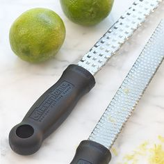 A must have grater. The best kitchen tool ever. stonewallkitchen.com