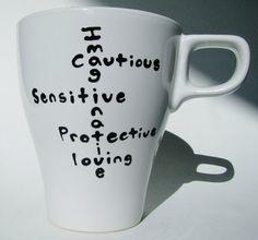 Zodiac Mug Cancer / Cancerian Mug