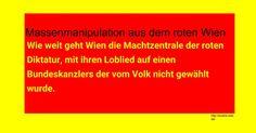 Massenmanipulation aus dem roten Wien