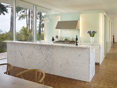 Marble counter by Heliotrope