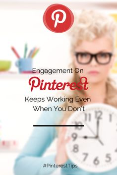 Engagement On Pinterest Keeps Working Even When You Don't by @Pinterest Expert Anna Bennett ✭ White Glove Social Media Marketing ✭ Author of Pinterest Marketing For Business Master Live/Video Course ✭Pinterest Consultant  Read more at http://www.business2community.com/pinterest/engagement-pinterest-keeps-working-even-dont-0876627#uFPohHRmoxod3ji2.99