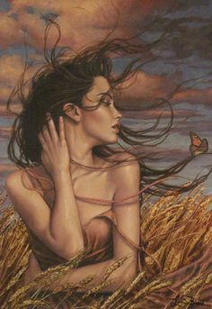 'Harvest Winds' by Lauri Blank.
