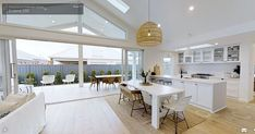 Open living roof and windows Table, Living Roofs, Furniture, My Design, Windows, House, Kitchen, Home Decor