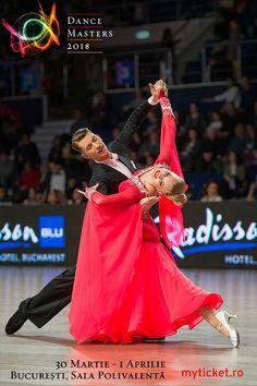 Vino la DanceMasters! Sambata 31 martie si duminica 1 aprilie se danseaza de la 9 si pana la miezul noptii. Galele, cu dansatori din top10 mondial, incep la 19.30.  Si anul acesta organizatorii au pregatit, pentru a incanta si rasplati publicul, show –uri si momentul de dans al  publicului.   Bilete prin Myticket: https://www.myticket.ro/ro/events?search=DanceMasters