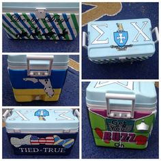 Total Sorority Move | Having the first place cooler for Derby Days. TSM.