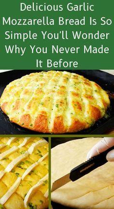 Bread Machine Recipes, Bread Recipes, Baking Recipes, Best Bread Recipe, Good Food, Yummy Food, Artisan Bread, Appetizer Recipes, Appetizers