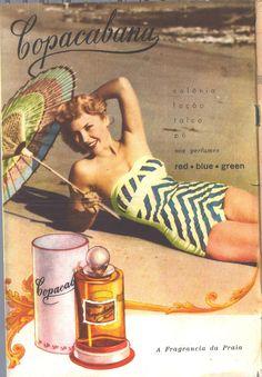imagens de praia vintage
